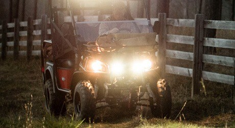UTV's sold at Gilbert Outdoors